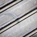 Consejos para quitar residuos de pegatinas del metal