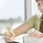 Cómo escribir un sustantivo común para cada sustantivo propio