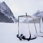 Cómo construir una red de portería de Hockey sobre hielo con tuberías de PVC
