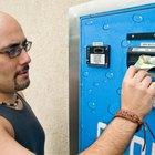 How to Repair a Change Machine