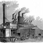 Las fábricas en los inicios de la Revolución Industrial