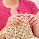 Cómo hacer que el hilado de lana se sienta más suave