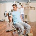 ¿Cuánto tiempo debe transcurrir hasta ver resultados al levantar pesas?