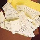 Cuántas copias de los formularios G325 tengo que presentar