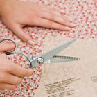 Do You Have to Use Pinking Shears to Keep Fabric From Unraveling?