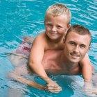 ¿Cuánto peso puedo perder con la natación?