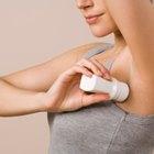 Beneficios de usar el aceite de coco como desodorante