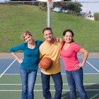 Tipos de tableros de baloncesto