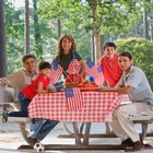 History, Facts, Ideas and Crafts for the 4th of July for Kids