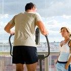 ¿Se puede ganar músculo en una máquina elíptica?