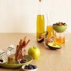Frutas y picazón de garganta