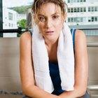 Sentirse cansado después de hacer ejercicio