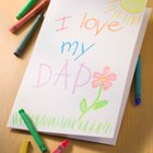 Children's Sunday School Father's Day Crafts