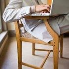 Las consecuencias de sillas de trabajo malas
