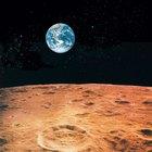 Características físicas de la Tierra y la Luna