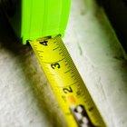 Cómo convertir fracciones a centímetros