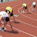 La historia de la carrera de 100 metros