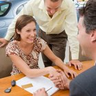 How to Lease a Car With Less Than Perfect Credit