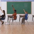 Juegos para enseñar frases preposicionales en la escuela