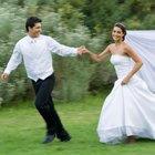 How to Make a Simple and Elegant Wedding Dress