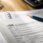 How Can I Look at My Last Year's Income Tax Information?