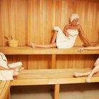 ¿Puedo usar un sauna de calor seco para bajar de peso?