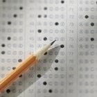 Cómo calcular una puntuación de SAT