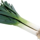 How to Cook Leeks and Kale