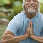 Asanas de yoga para la salud de la próstata