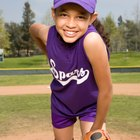 Maneras de recoger tu cabello para jugar softball