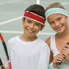 Ejercicios y juegos creativos de tenis para niños