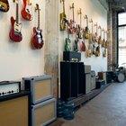 Cómo hacer tu propio soporte de pared para guitarra