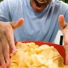¿Qué patatas fritas de venta libre son libres de gluten y de productos lácteos?
