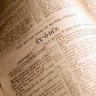 ¿Qué Masas de agua se mencionan en la Biblia?