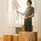 What Does a Person Do With Furniture in a Home They Have a Deed for During Probate?