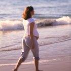 Ejercicios para tonificar las piernas durante el embarazo