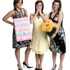 Etiquette for Shower Hostess Gifts