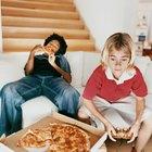 Información nutricional de las pizzas Domino's