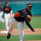El estallido en el hombro de un lanzador de béisbol