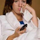 El resfriado común y la pérdida de peso