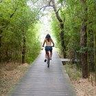 Ciclismo con resfriado de pecho