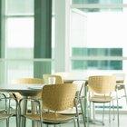 Los deberes de un trabajador en una cafeteria