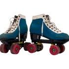Tutorial sobre cómo usar patines de cuatro ruedas
