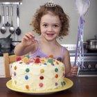 El propósito del aceite y los huevos en las tortas