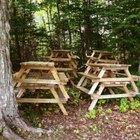 Árboles usados para fabricar muebles
