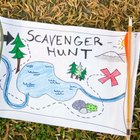 A List of Things to Find for an Outdoor Scavenger Hunt