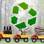 ¿Qué productos son fabricados de materiales reciclados?