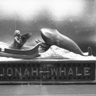 Manualidades para niños acerca de Jonás y la ballena
