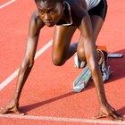 ¿Qué calzado hay que usar en una pista de atletismo?