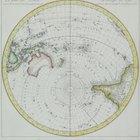 ¿Cuáles son los dos continentes que están ubicados por completo en el hemisferio sur?